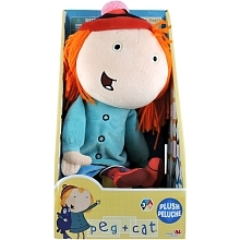 Peg & Cat - Peg Plush 12