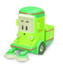 Robocar Poli Diecast Vehicle - Tounet - Ages 3+