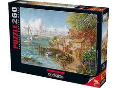 Anatolian Puzzles Puzzle: 260 Mariner's Haven