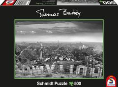 Schmidt Puzzles Puzzle: 500 One too Many Drinks