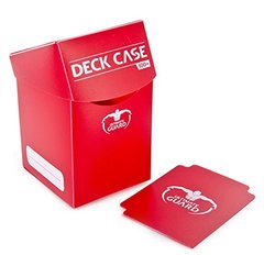 Ultimate Guard - Deck Case 100+ Red