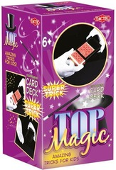 Top Magic Amazing Tricks for Kids - Super Trick Card Deck - Ages 6+
