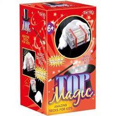Top Magic Amazing Tricks for Kids - Super Trick Magic Crystal Box - Ages 6+