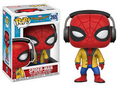 Funko POP Vinyl Bobble-Head Figure Marvel Spider-Man Homecoming - Spider-Man (with HeadPhones)  265