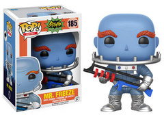 Funko POP Vinyl Figure Heroes Batman Classic TV Series 1966 Batman - Mr. Freeze 185