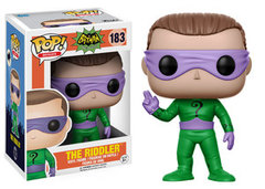 Funko POP Vinyl Figure Heroes Batman Classic TV Series 1966 Batman - The Riddler 183