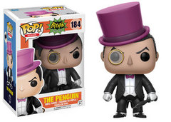 Funko POP Vinyl Figure Heroes Batman Classic TV Series 1966 - The Penguin 184