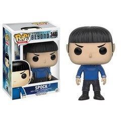 Funko POP Movies Vinyl Figure Star Trek Beyond - Spock 348