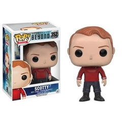 Funko POP Movies Vinyl Figure Star Trek Beyond - Scotty 352