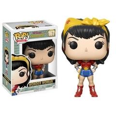Funko POP Vinyl Figure Heroes DC Comics Bombshells - Wonder Woman 167