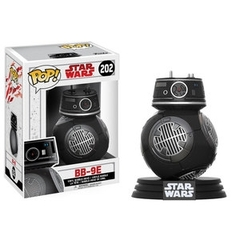 Funko POP Vinyl Bobble-Head Figure Star Wars - BB-9E 202