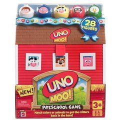 UNO Moo! - Ages 3+