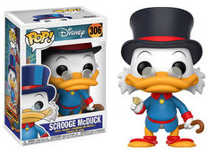 Funko POP Vinyl Figure Disney Duck Tales - Scrooge McDuck 306