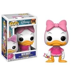 Funko POP Vinyl Figure Disney Duck Tales - Webby 310