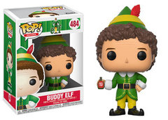Funko POP Holidays Vinyl Figure Elf the Movie - Buddy the Elf With Syrup 484