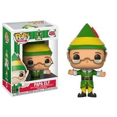 Funko POP Holidays Vinyl Figure Elf the Movie - Papa Elf 486