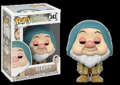 Funko POP Vinyl Figure Disney Snow White - Sleepy 343