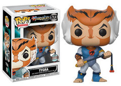 Funko POP Vinyl Figure Television Thundercats - Tygra 573 - EXCLUSIVE Specialty Series