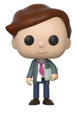 Funko POP Animation Vinyl Figure Rick and Morty - Lawyer Morty 304