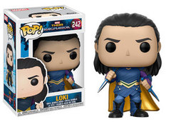 Funko POP Vinyl Bobble-Head Figure Marvel Thor Ragnarok - Loki 242