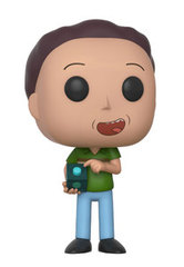 Funko POP Animation Vinyl Figure Rick and Morty - Jerry 302
