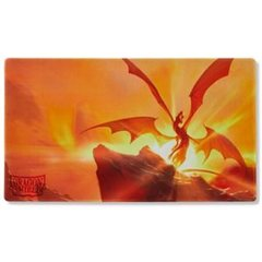 Dragon Shield Playmat: Limited Edition Yellow: Elichaphaz