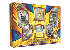 Alolan Raichu Figure Collection Box