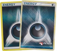 Darkness Energy - 2011 Crosshatch Holo Play! Pokemon Promo