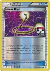 Escape Rope - 120/125 - Promotional - Mirror Holo Pokemon League Yveltal Season 2014