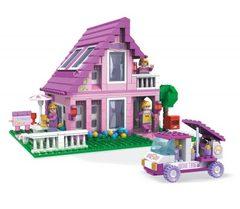 Imagine Suburban House- 6+