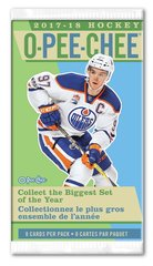 2017 - 18 Hockey O-PEE-CHEE Hobby Pack of 8 cards