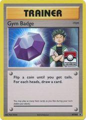 Gym Badge - XY203 - League Promo