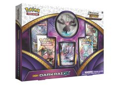 Pokemon Shining Legends Shiny Darkrai GX Box