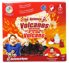 Science4you - The Science of Volcanos - Science Kit