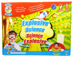 Science4you - Explosive Science - Science Kit