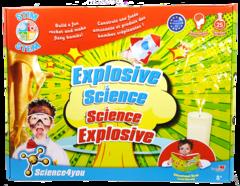 Science4you - Explosive Science - Science Kit