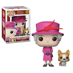 Funko POP Vinyl Figure Royals - Queen Elizabeth II 01