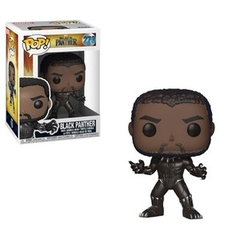 Funko POP Vinyl Bobble-Head Figure Marvel Black Panther - Black Panther 273