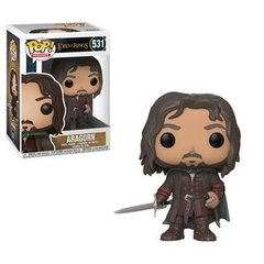 unko POP Vinyl Figure Movies The Lord of The Rings - Aragorn 531