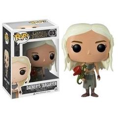 Funko POP Vinyl Figure Game of Thrones GOT Daenerys Targaryen 03