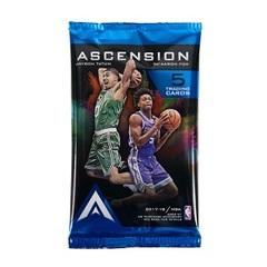 2017-2018 NBA Panini Ascension Hobby Pack