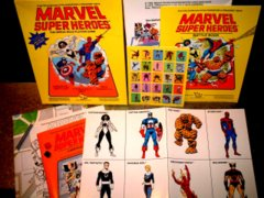 TSR Marvel Super Heroes The Heroic Role-Playing Game (Includes