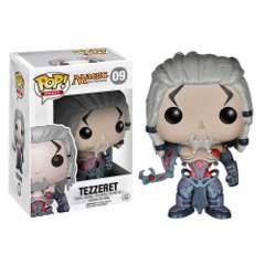 Funko POP Vinyl Figure Magic the Gathering MTG Tezzeret 09 - VAULTED