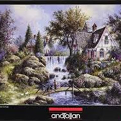 Anatolian Puzzles  Puzzle: 1000 Angel Falls