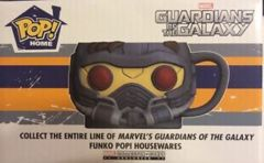 POP! Home Ceramic Mug / Cup - Marvel Guardians of the Galaxy Exclusive - Star-Lord