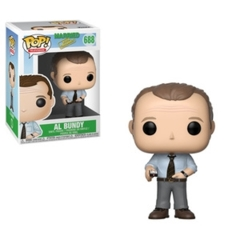 Funko POP Television Vinyl Figure Married with Children - Al Bundy 688