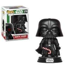 Funko POP Vinyl Bobble-Head Figure Star Wars - Darth Vader (With Candy Cane) 279
