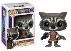 Funko POP Vinyl Bobble-Head Figure Marvel Guardians of the Galaxy Rocket Raccoon 48