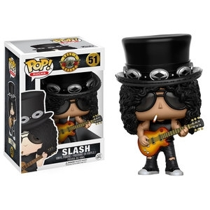 Funko POP Vinyl Figure POP! Rocks - Guns N Roses - Slash 51