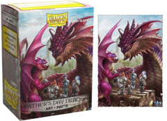 Dragon Shield Father's Day Matte Art Sleeves (Box of 100)